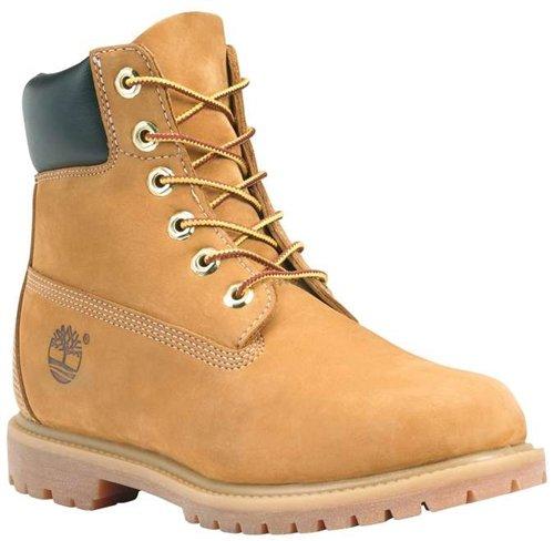 Timberland Womens Premium Boot,Wheat,7US
