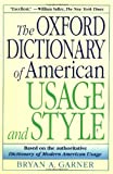 The Oxford Dictionary of American Usage and Style (0195135083) by Garner, Bryan A.
