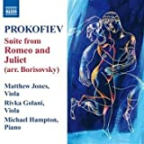 Prokofiev: Romeo And Juliet (Arr. For Violas And Piano) Matthew Jones
