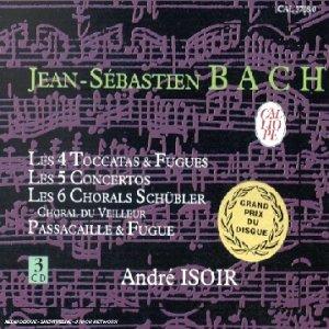 Toccate E Fughe, Concerti, Corali S