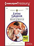 Bond of Hatred (The Lynne Graham Collection)