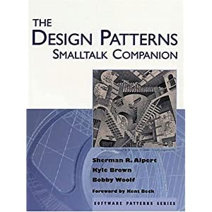 The Design Patterns Smalltalk Companion (Software Patterns Series)