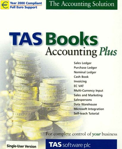 TAS Books Accounting Plus