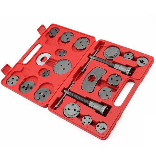VINGO®Universal Brake Caliper Piston Rewind Wind Back Tool Kit Set of 22 pieces