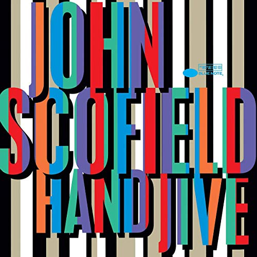 Vinilo : JOHN SCOFIELD - Hand Jive (2 Discos)