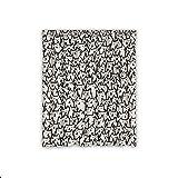 Custom Window Curtains Ead Polyester Fabric Drape/Panels/Treatment 52 X 84 Inch (One Piece) Bedroom Decor