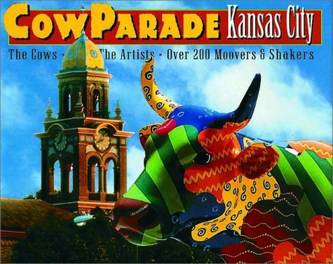 Cow Parade Kansas City, Workman Publishing, Cow Parade