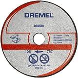 Dremel S510 Lot de 3 disques métal pour DSM20 77 mm