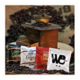 ESE Coffee Pods Mixed Variety Pack Classic - Ristretto - 100% Arabica - We Espresso (100 pods)
