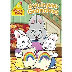 Max & Ruby: Visit With Grandma
