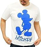 (ディズニー) Disney蛍光カラー ミッキーマウス 半袖 Tシャツ