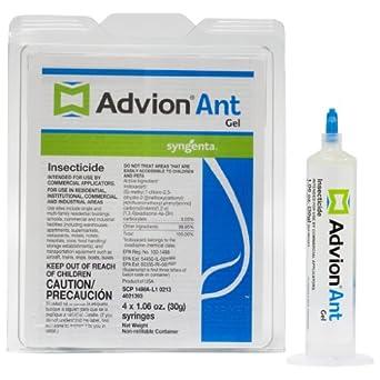DUPONT ADVION ANT GEL BAIT 1 BOX / 4 TUBES UNI1016