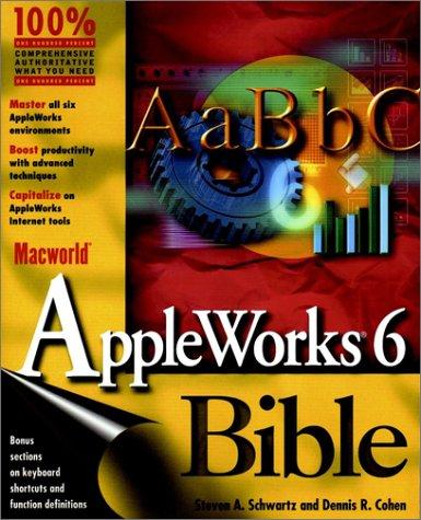 Macworld AppleWorks 6 Bible