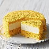 ルタオ (LeTAO) チーズケーキ ポティロンドゥーブル?北海道産栗マロンかぼちゃ? 直径12cm 4号