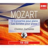 Mozart: 13 Concertos pour piano; Les Sonates pour piano &#91;Box Set&#93;