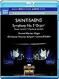 Symphonie n° 3 «avec orgue» - Danse macabre, op. 40 - Cyprès et Lauriers, op. 156 (Blu-Ray Disc Audio)