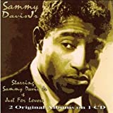 Staring Sammy Davis Jr & Just for Lovers