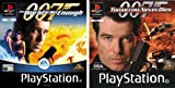 James Bond 007: The World is Not Enough & Tomorrow Never Dies Twin Pack