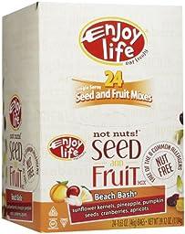 Enjoy Life Beach Bash Fruit & Seed Mix - 1.63 oz - 24 ct