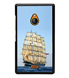 iFasho Ship in See Back Case Cover for Nokia X2
