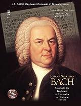 J S Bach Keyboard Concerto in D Minor BWV1052