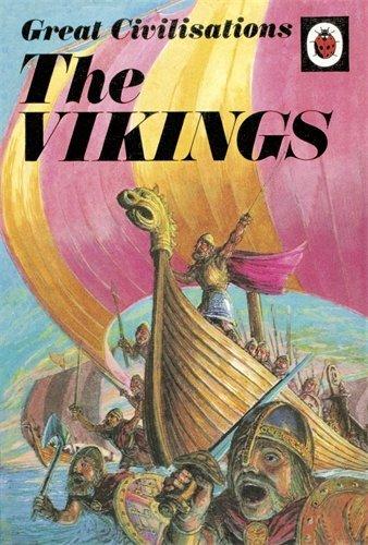 Great Civilisations: The Vikings: A Ladybird book (Ladybird Vintage Classics) by Ladybird (2014-03-06)