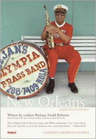 Compass American Guides: New Orleans, 4th Edition