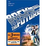 Back to the Future: The Complete Trilogy (Widescreen, 3 Discs)by Michael J. Fox