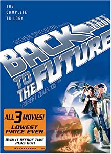 Back to the Future: The Complete Trilogy (Widescreen, 3 Discs)