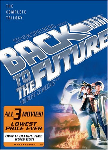 Back to the Future: The Complete Trilogy (Widescreen Edition) -