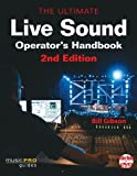 Cover art for  Hal Leonard The Ultimate Live Sound Operator&#039;s Handbook Book/DVD 2nd Edition