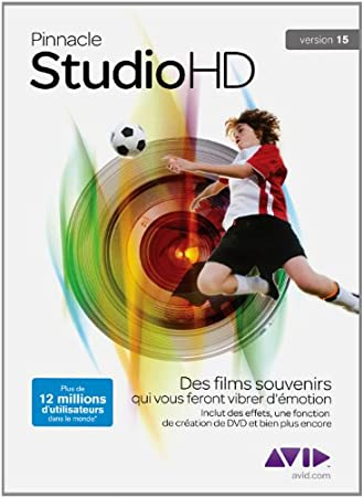 Pinnacle Studio HD 15