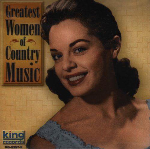 Patsy Cline - Greatest Women of Country Music - Zortam Music