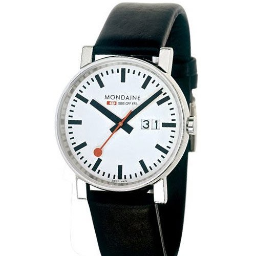 Mondaine Gents Analogue Strap Watch