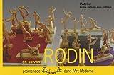 img - for En suivant Rodin : Promenade d sinvolte dans l'art moderne book / textbook / text book