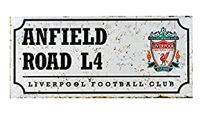 Official Football Team Metal Street Sign (Various Teams to choose from!) by Official Football Merchandise