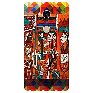 Graphic king - Mobile Back Case Cover For Huawei Honor 5X
