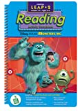 LeapFrog LeapPad Book: Disney-Pixar Monsters, Inc.
