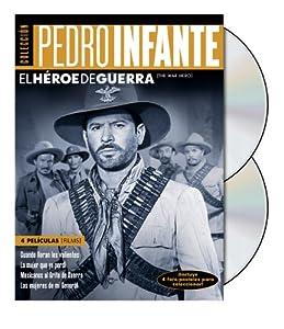 Amazon.com: Coleccion Pedro Infante: El Heroe de Guerra