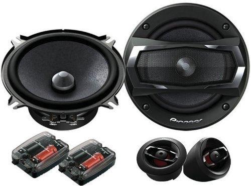 Pioneer 300-Watts 5.25-Inch Component Speaker Piotsa1305C