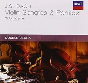 Bach, J.S.: Violin Sonatas & Partitas