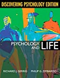 Psychology and Life Discovering Psychology Edition (18th Edition) (MyPsychLab Series)
