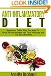 Anti Inflammatory Diet: Beginner's Gu...