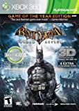 Batman Arkham Asylum: Game of the Year Platinum Hits