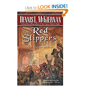 Red Slippers: More Tales of Mithgar by Dennis L. McKiernan