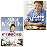 James Martin James Martin Cookery Collection 2 Books Set,(My kitchen and Master Class)