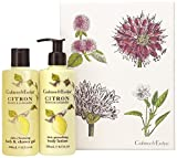 Crabtree & Evelyn Citron/ Honey/ Coriander Bath and Body Duo