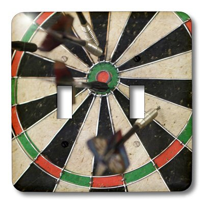 3Drose Llc Lsp_85387_2 Argentina, Darts And Target, Game Sa01 Mme0209 Michele Molinari Double Toggle Switch