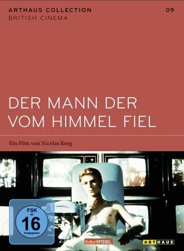 Der Mann, der vom Himmel fiel - Arthaus Collection British Cinema