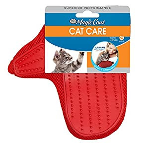 Four Paws 435180 Love Glove Grooming Mitt for Cats